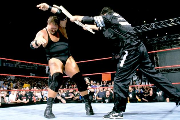 WWE Classic of the Week: Remembering Shane McMahon vs. Big Show, Backlash 2001