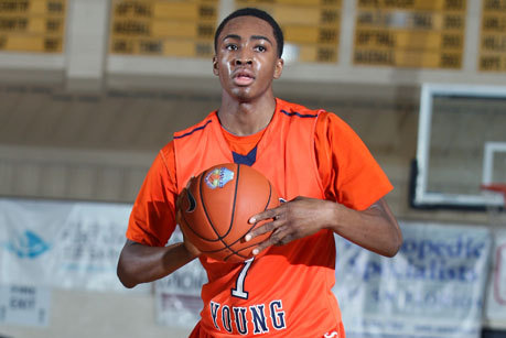 Vanderbilt Lands 4-Star Forward Toye