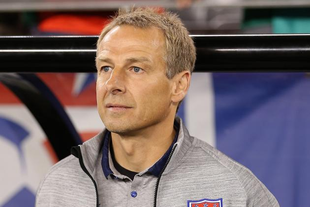 "Klinsmann: United States Team Is ""very Well Prepared"" for World Cup"
