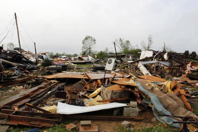 Alabama Swimmer John Servati Killed in Alabama Tornadoes