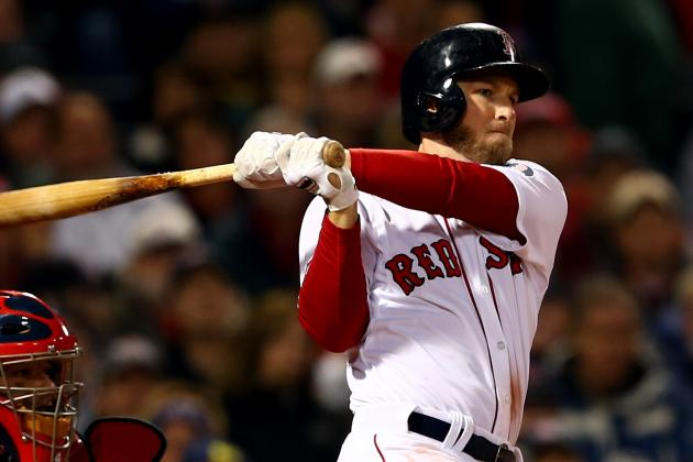 Red Sox Haven't Talked to Stephen Drew at All This Season