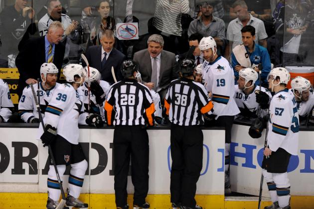 Rewind: McLellan: Sharks 'Got Cheated' in Game 6 Loss