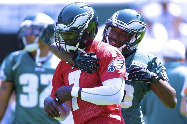 LeSean McCoy Says Michael Vick Is a Better QB Than Geno Smith