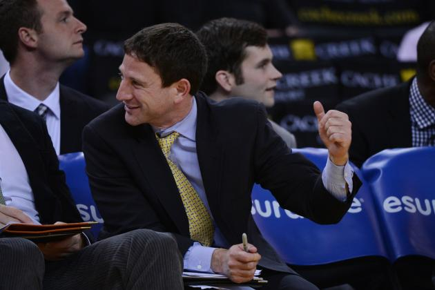 Report: Celtics Hire Ex-Warriors Coach Darren Erman as Director of NBA Scouting