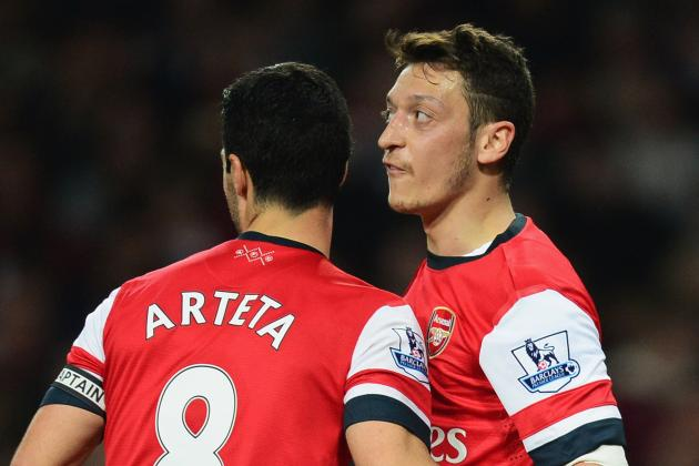 Why Mesut Ozil Must Build on Return to Form for Arsenal Next Season