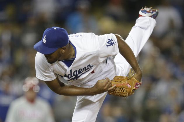 Dodgers' Kenley Jansen Is on a Work Overload