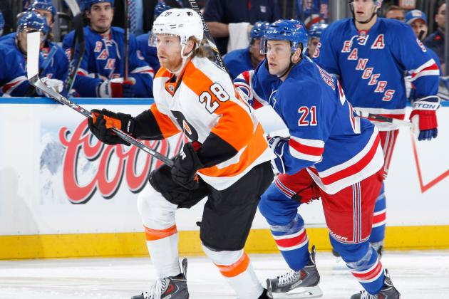 NY Rangers vs. Philadelphia Flyers: Game 6 Preview, TV Info and Prediction