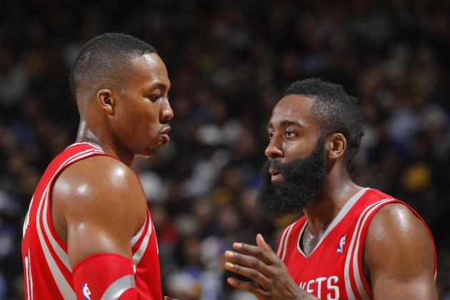 Are Houston Rockets Massive Playoff Disappointment or Just One Year Away?