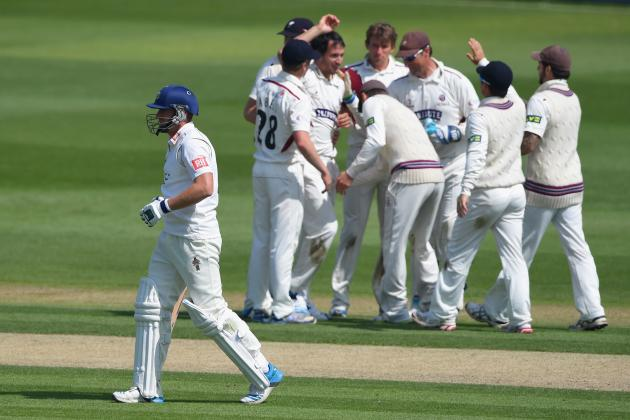 Wirral Cricket Club: World Cricket's Clowns of the Month, April 2014