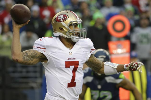 Montana Wants Kaepernick and Wilson on His Team