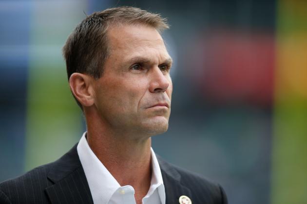 49ers GM Reveals Criteria for NFL Draft WRs
