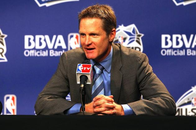 Report: NY Knicks Working to Hire Steve Kerr After 1st Round of NBA Playoffs