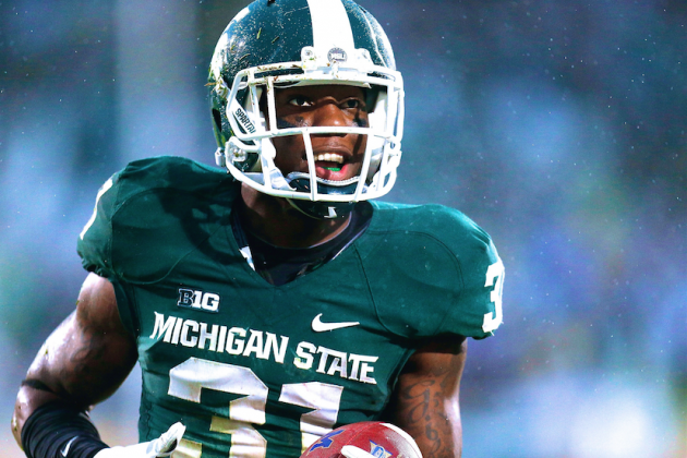 Darqueze Dennard: Tale of the Tape for 2014 NFL Draft Prospect