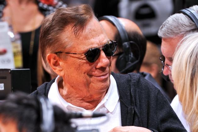 Donald Sterling Caught on Tape Making Racist Remarks to Girlfriend