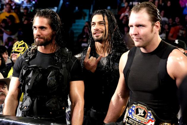 The Shield vs. Evolution's Lack of Stipulation Is a Missed Opportunity