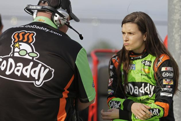 Danica Patrick: Latest News and 2014 Sprint Cup Ranking Ahead of Talladega