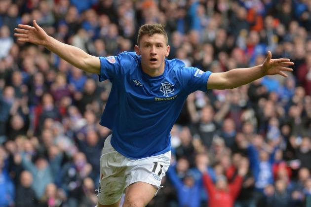 Canadian Club: Rangers Youth Fraser Aird Picks Canada over Scotland