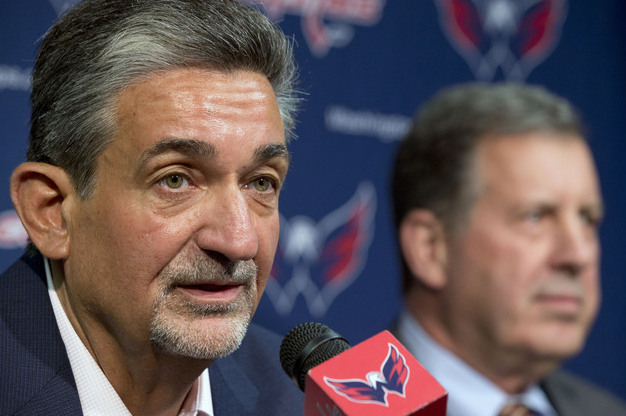 Washington Capitals Keep Stanley Cup Window Open by Replacing GM and Head Coach