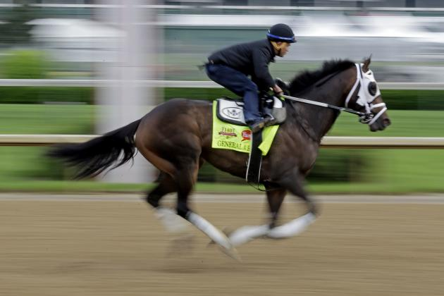 Kentucky Derby 2014: Latest News, Live Stream, TV Info for Post Positions Draw