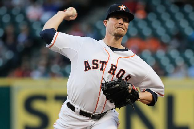 Astros Trade Lucas Harrell to Diamondbacks