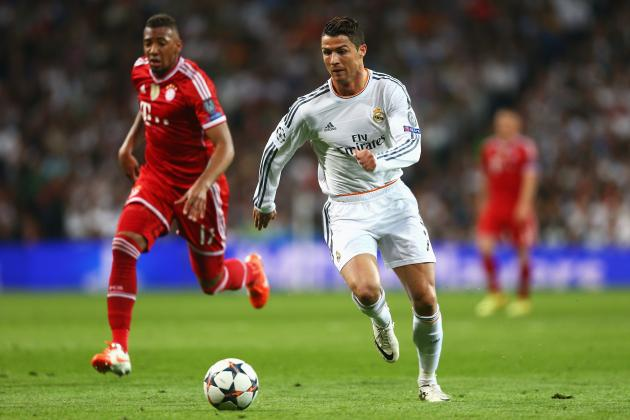 Bayern Munich vs. Real Madrid: Champions League Live Score, Highlights, Report