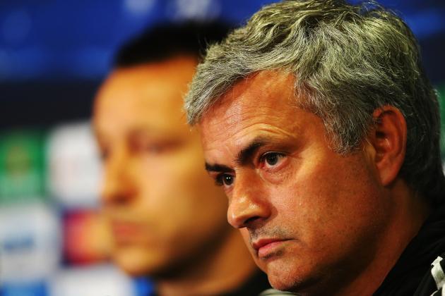 Chelsea vs. Atletico Madrid: Key Takeaways from Jose Mourinho's Pregame Presser