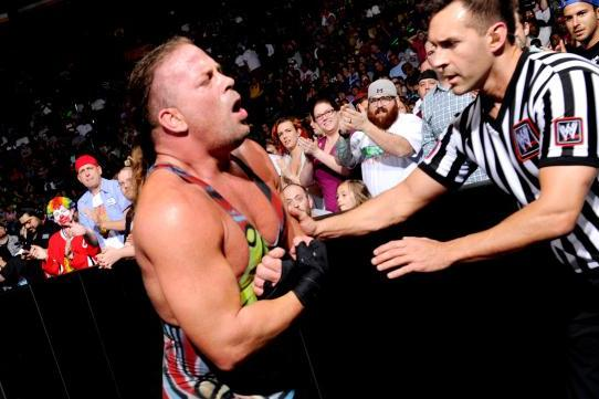 Rob Van Dam Should Turn Heel to Get the Most out of His Comeback