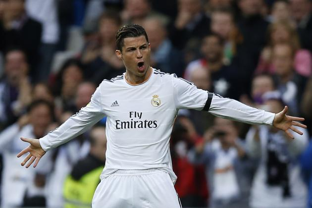 Gareth Bale Sets Up Cristiano Ronaldo to Put Real Madrid 3-0 Up vs. Bayern