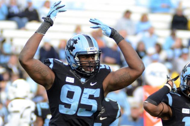 NFL Draft Prospect Interview – Kareem Martin, DE North Carolina