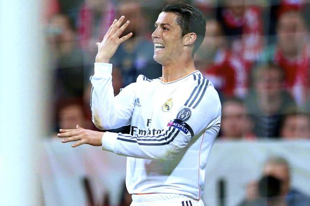 Cristiano Ronaldo Breaks Lionel Messi's Champions League Goal Record