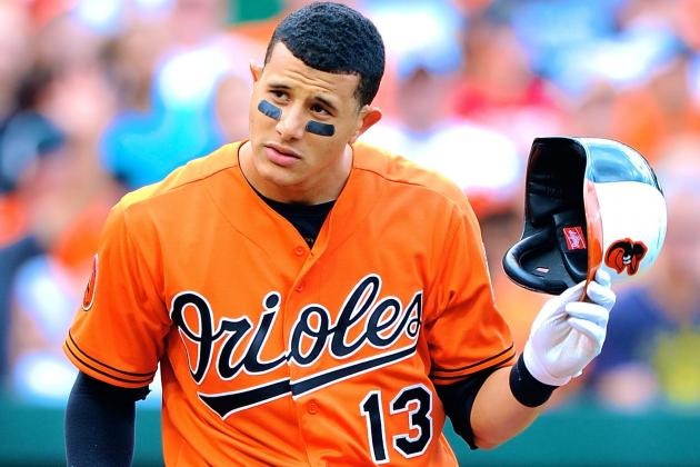 Will Manny Machado Pick Up Where He Left off in Stellar 2013?