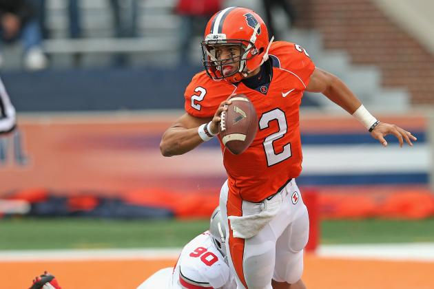 FIGHTINGILLINI.COM : DiBernardo, Scheelhaase Earn Top Honor...