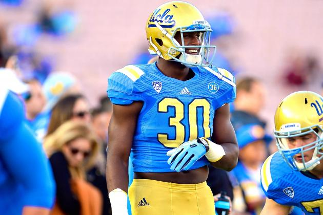 UCLA Football: Myles Jack Doesn't Need to Play Offense to Be a Star
