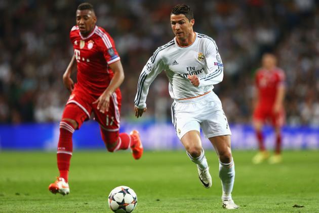 Bayern Munich vs. Real Madrid: Champions League Live Score, Highlights, Report