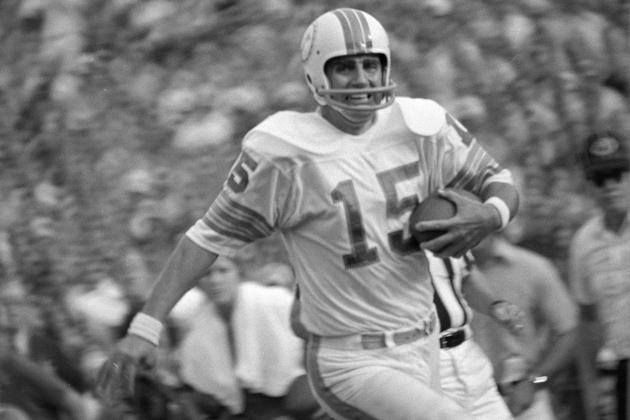 Earl Morrall: Football's Mr. 911