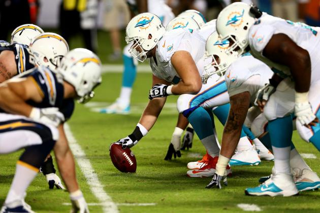 How Miami Dolphins Should Approach the Offensive Line in 2014 NFL Draft