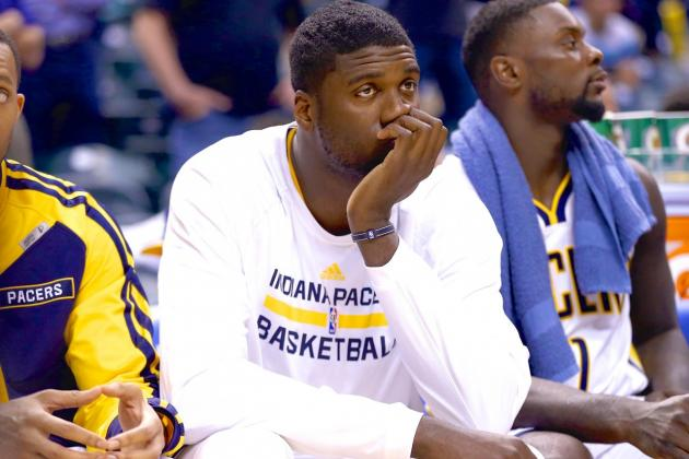 Indiana Pacers Have No Choice but to Bench Roy Hibbert for Must-Win Game 6