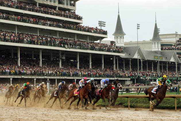 Kentucky Derby Field 2014: Full Info on Entire Lineup Before Post Positions Draw
