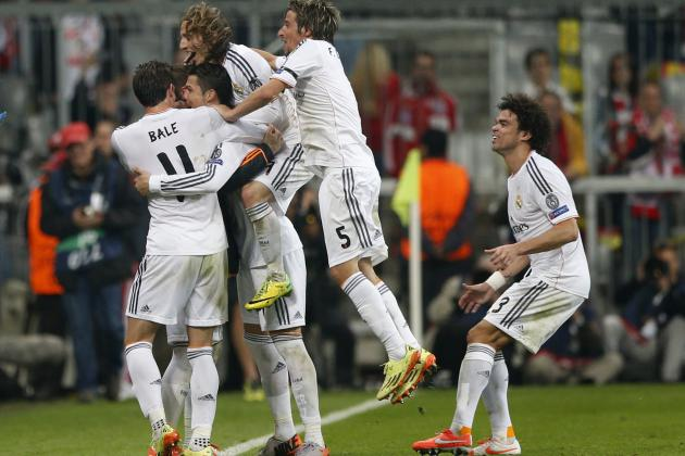 Champions League Results 2014: Real Madrid Dominate Way into Final