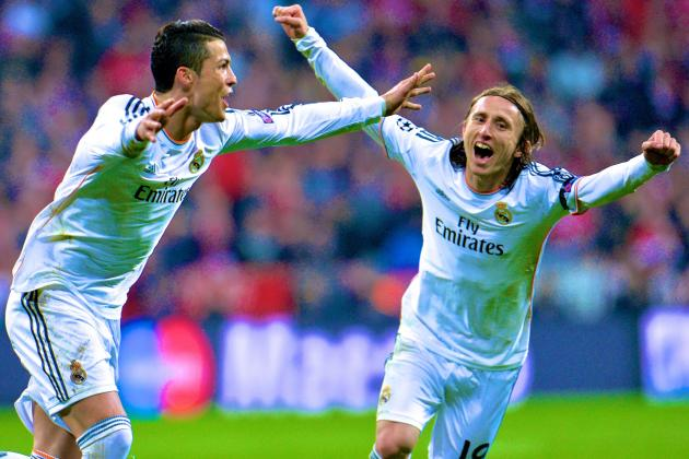 Bayern Munich vs. Real Madrid: Score, Grades and Post-Match Reaction