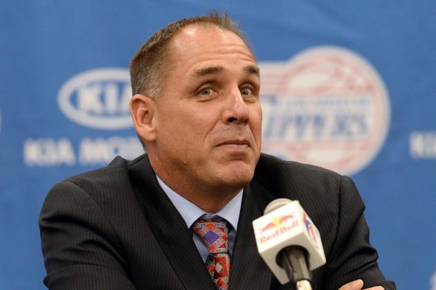 Report: Clippers President Andy Roeser Takes over Day-to-Day for Donald Sterling