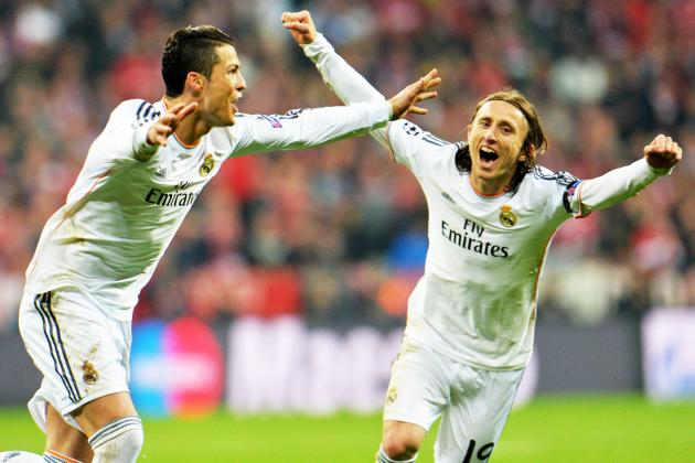 Real Madrid Out-Think and Outmuscle Bayern Munich as Decima Dream Nears