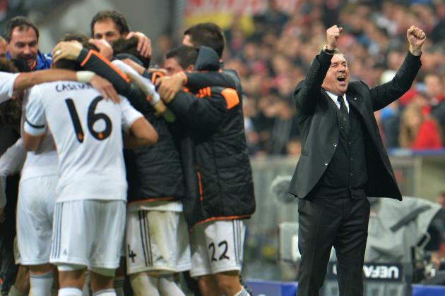 Bayern Munich vs. Real Madrid: Reaction from Pep Guardiola and Carlo Ancelotti