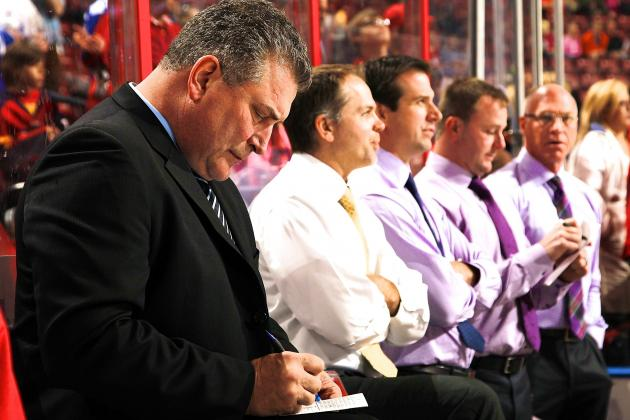 Florida Panthers Fire Interim Head Coach Peter Horachek