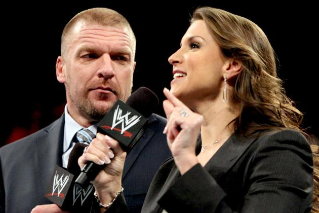 WWE Rumors: Examining Latest Buzz Around Stephanie McMahon, Paige and More