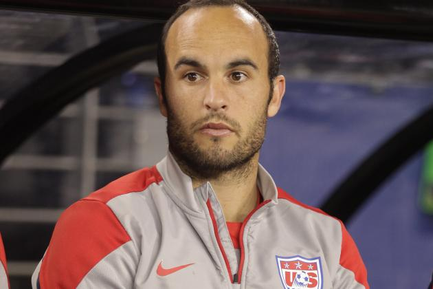 Landon Donovan on the World Cup and His Playing Future