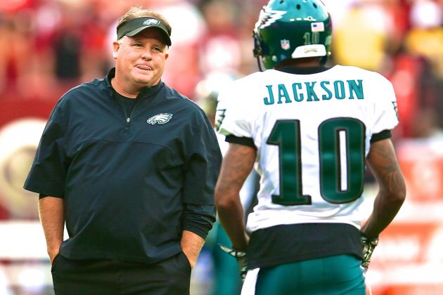 Impossible to Believe That DeSean Jackson's Release Was Only About Football
