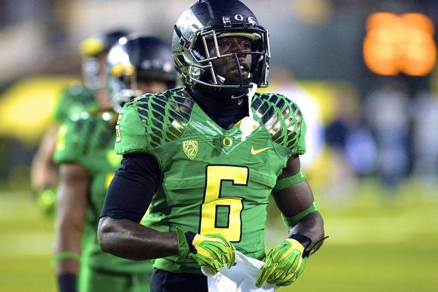 What Does the Future Hold for Oregon RB De'Anthony Thomas?