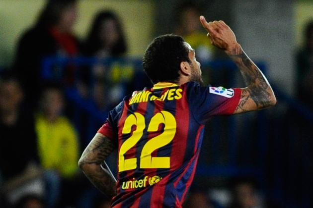 Spain's Reaction to Dani Alves Incident Shows Message Is Finally Getting Through