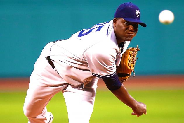 Michael Pineda Injury: Updates on Yankees Star's Lat and Return